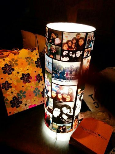Photo Lamp Custom Printing Dot Club Printers Faisalabad